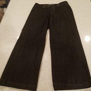 Chico's Platinum Denim jeans 0.5  6  S